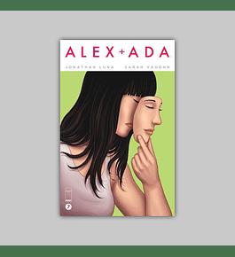Alex + Ada 7 2014