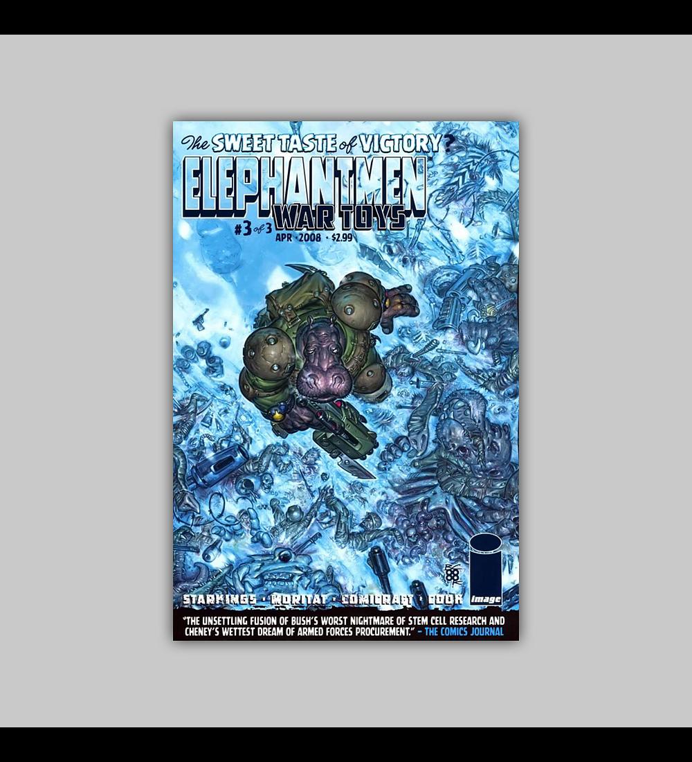 Elephantmen: War Toys 3 2008