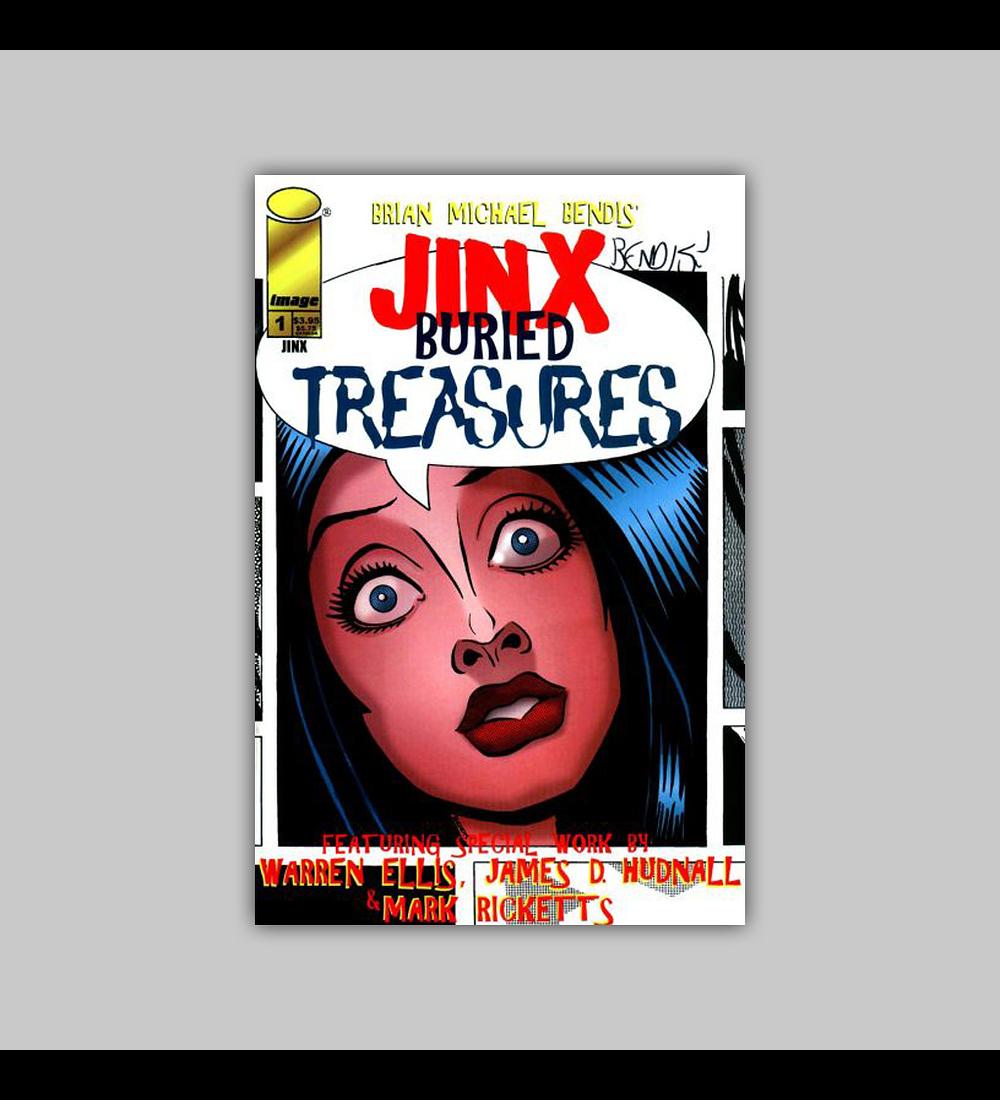 Jinx: Buried Treasures 1 1998