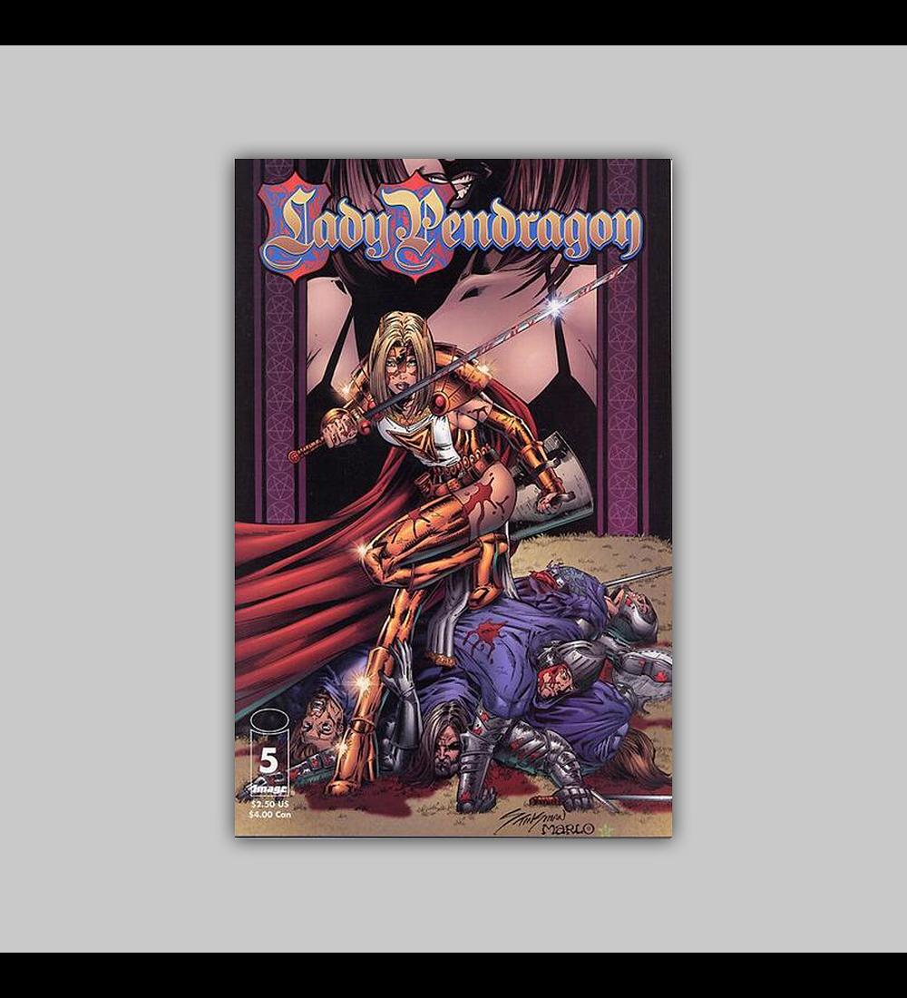 Lady Pendragon: Dragon Blade 5 1999