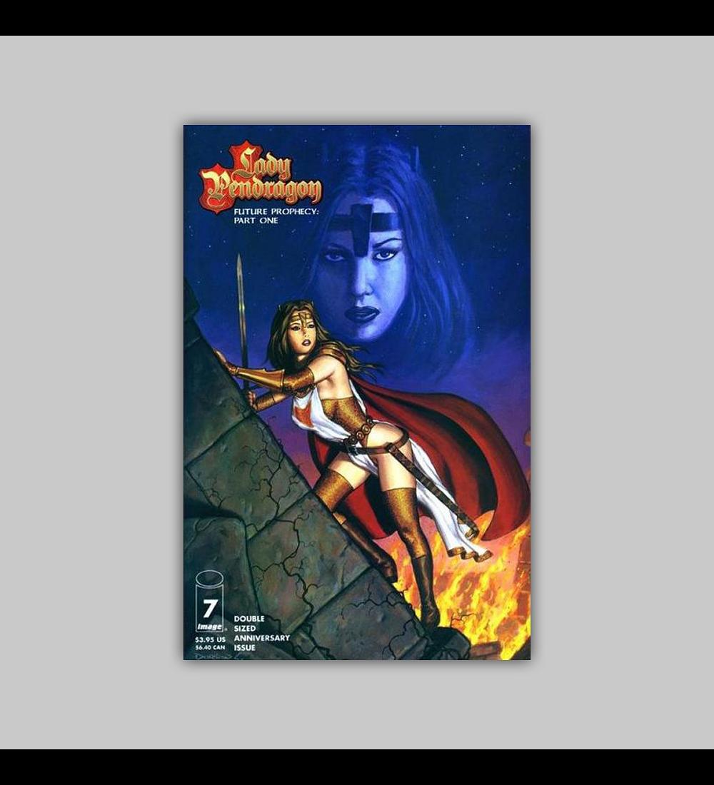 Lady Pendragon: Dragon Blade 7 1999