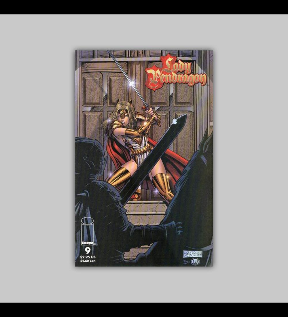 Lady Pendragon: Dragon Blade 9 2000