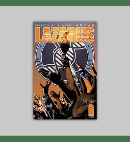 Lazarus 9 2014