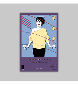 Phonogram: The Immaterial Girl 1 2015