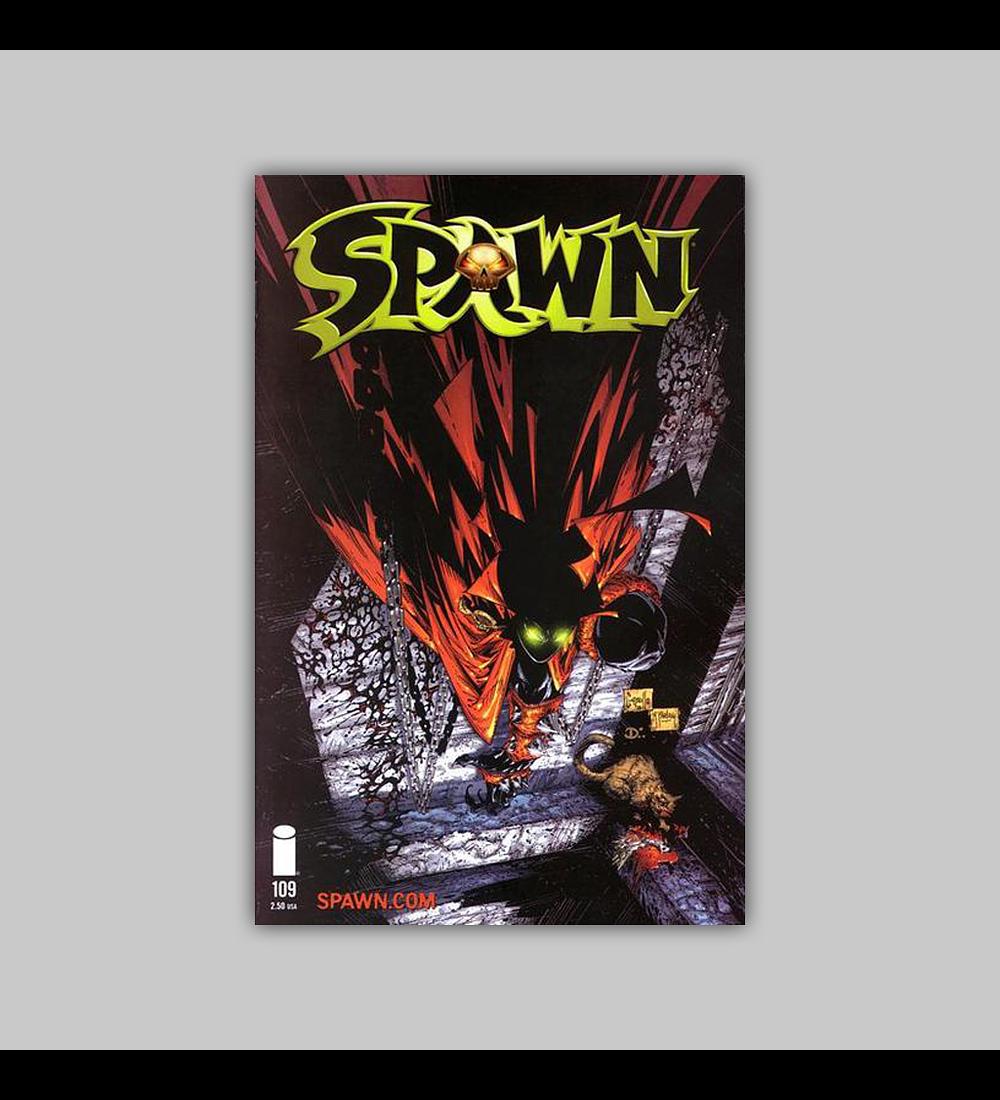 Spawn 109 2001