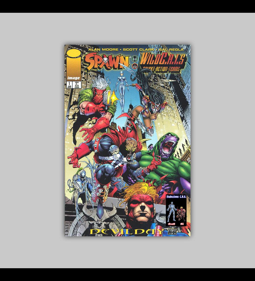 Spawn/WildCATS 1 1996