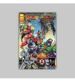 Spawn/WildCATS 1 1996