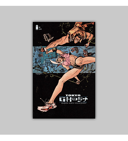Tokyo Ghost 2 2015