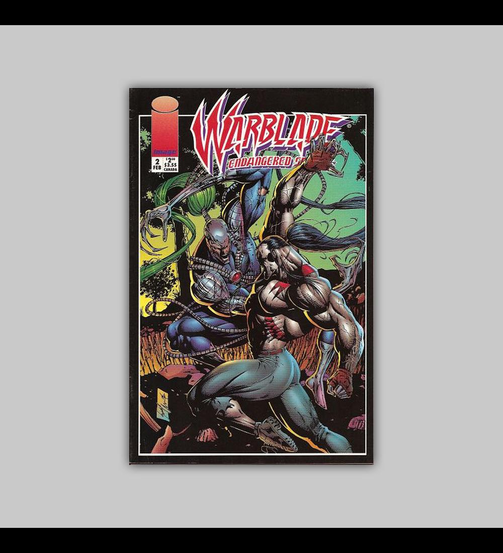 Warblade: Endangered Species 2 1995