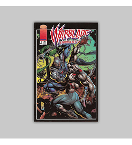 Warblade: Endangered Species 2 1995
