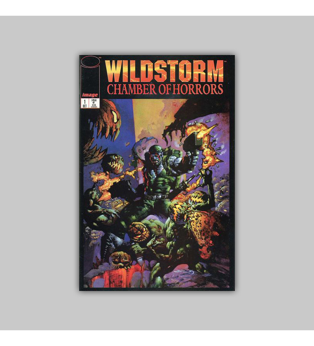 Wildstorm: Chamber of Horrors 1 1995