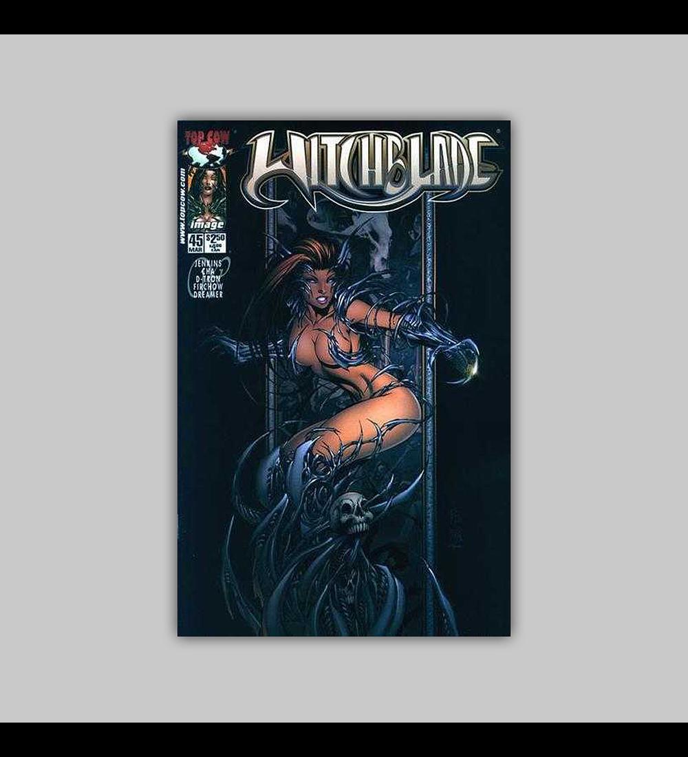 Witchblade 45 2001