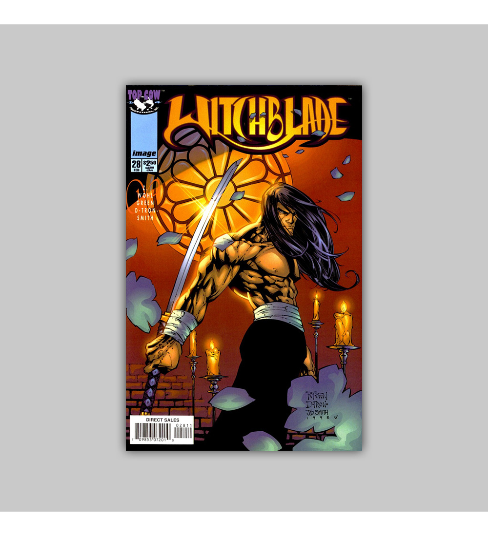 Witchblade 28 1998