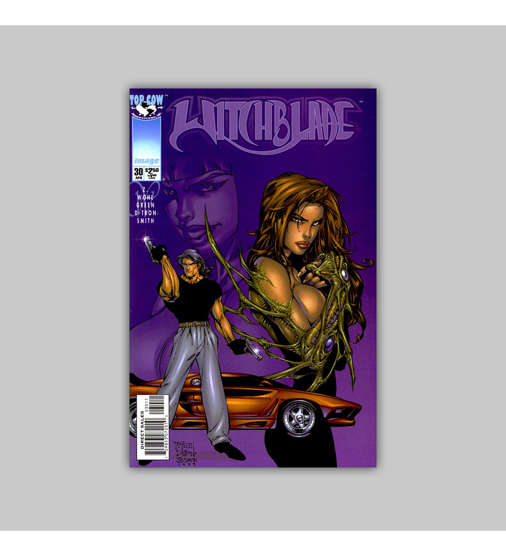 Witchblade 30 1999