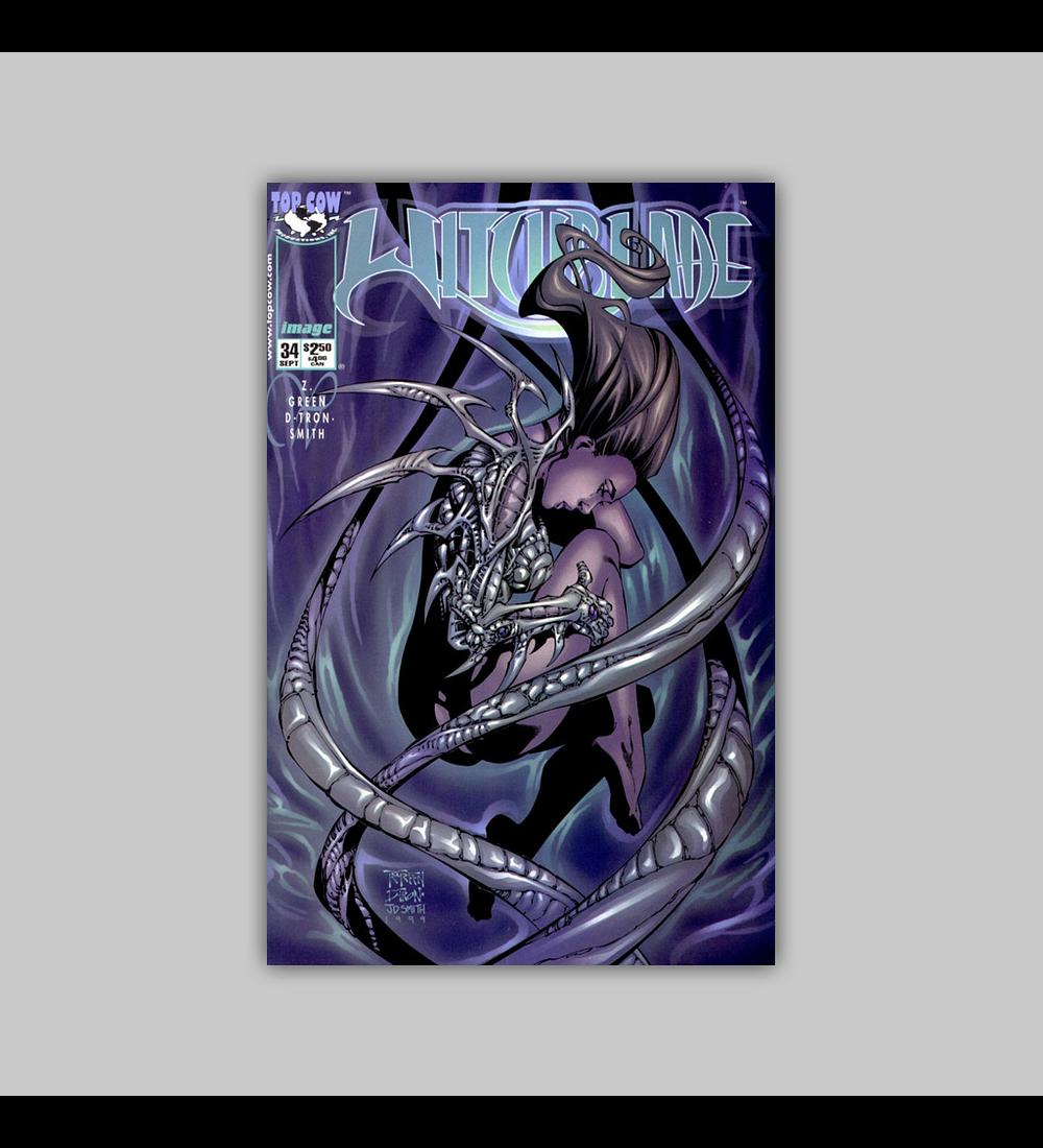 Witchblade 34 1999