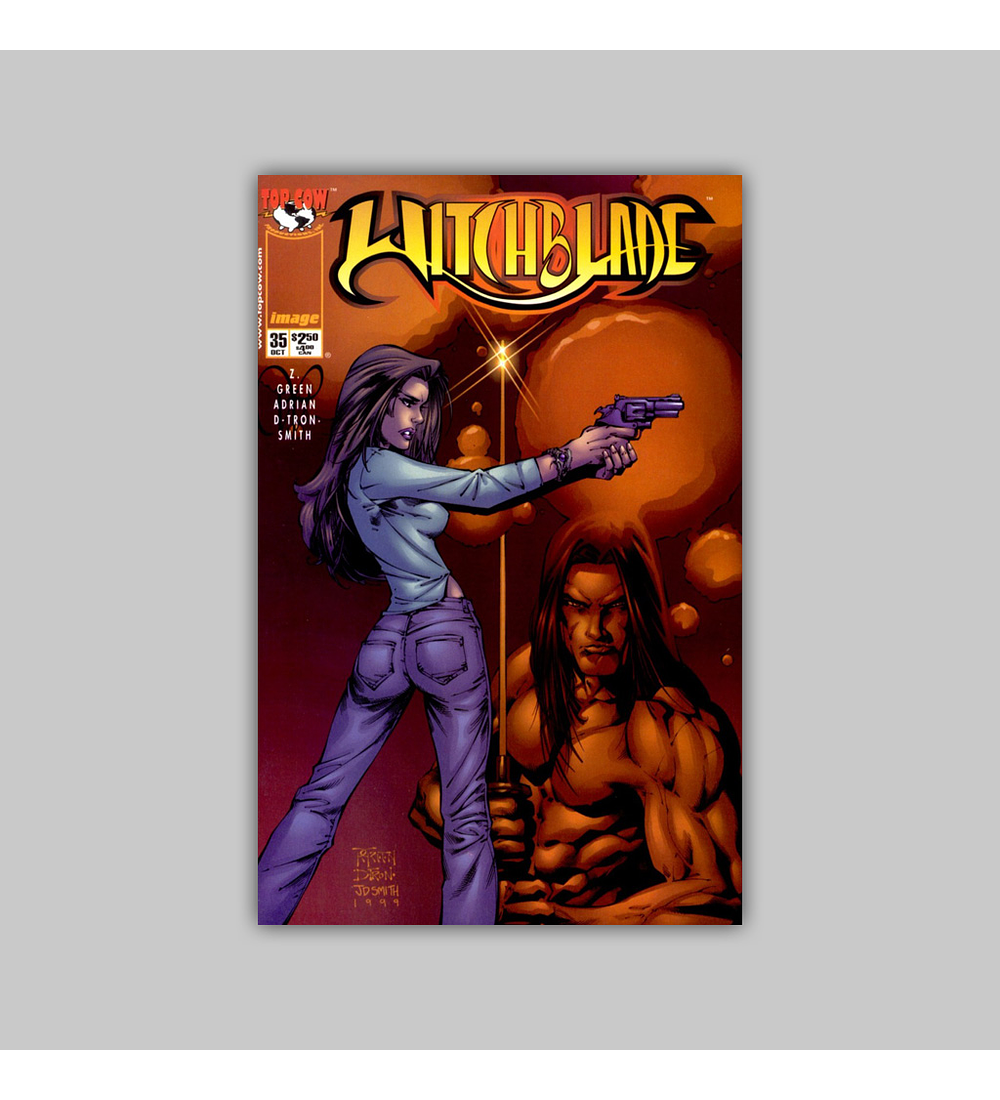 Witchblade 35 1999
