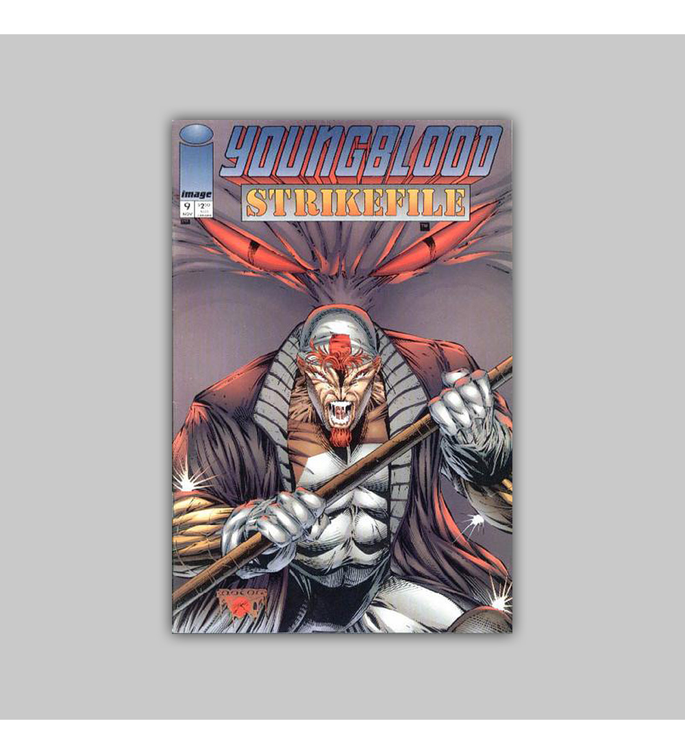 Youngblood: Strikefile 9 1994