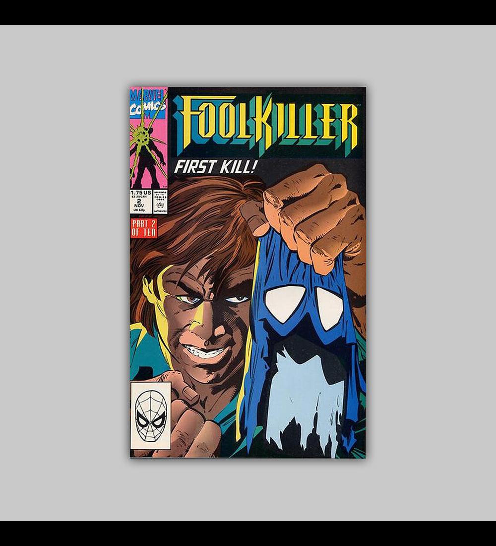 Foolkiller 2 1990