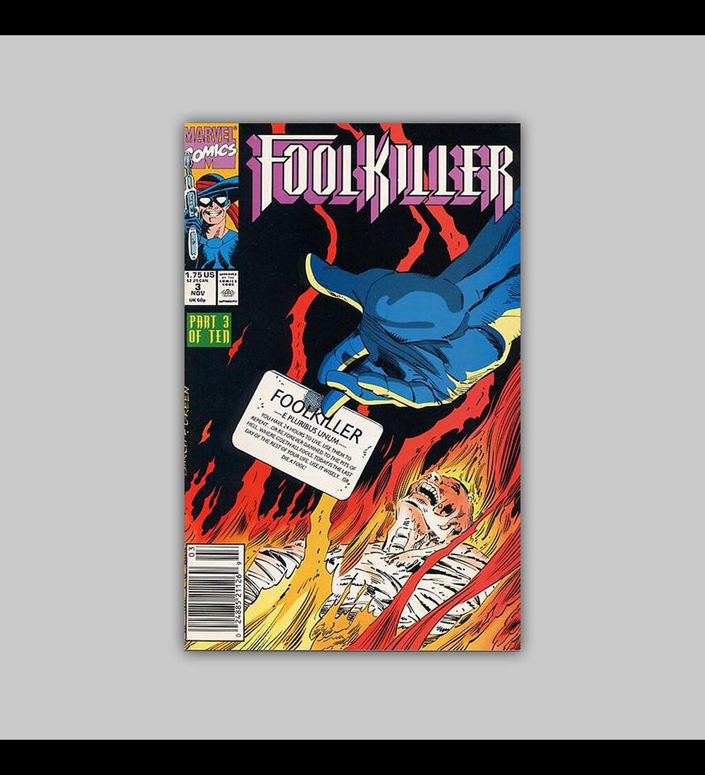 Foolkiller 3 1990