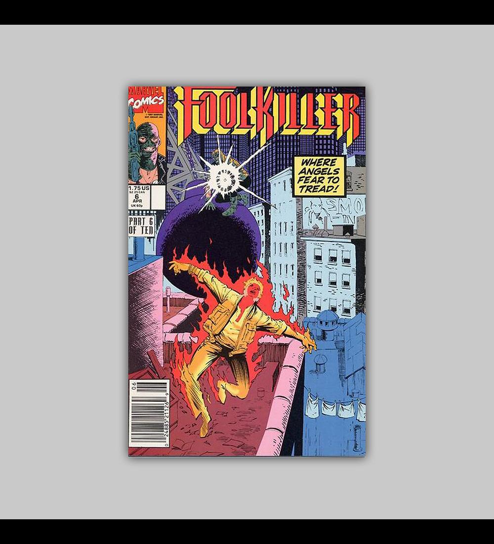 Foolkiller 6 1991