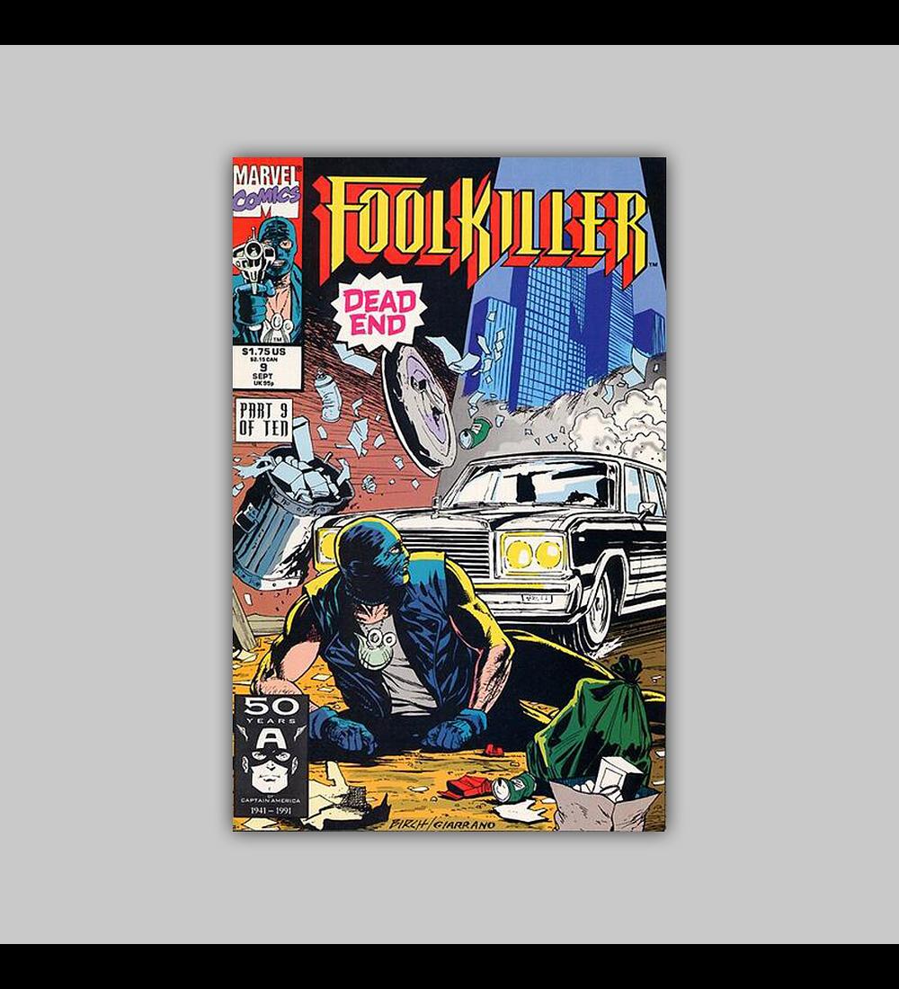 Foolkiller 9 1991