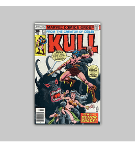 Kull the Destroyer 23 VF/NM 9.0 1977