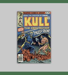 Kull the Destroyer 29 VF/NM 9.0 1978