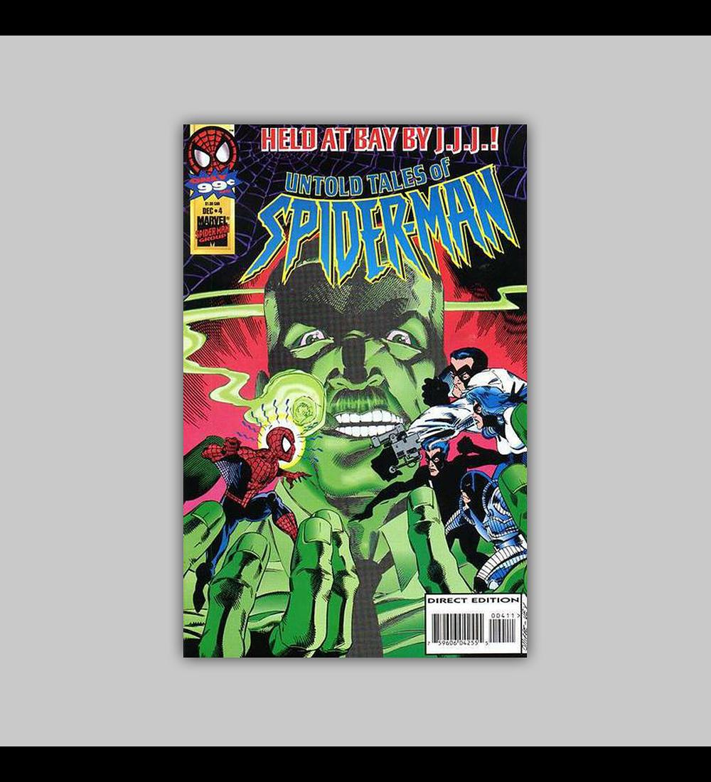 Untold Tales of Spider-Man 4 1995