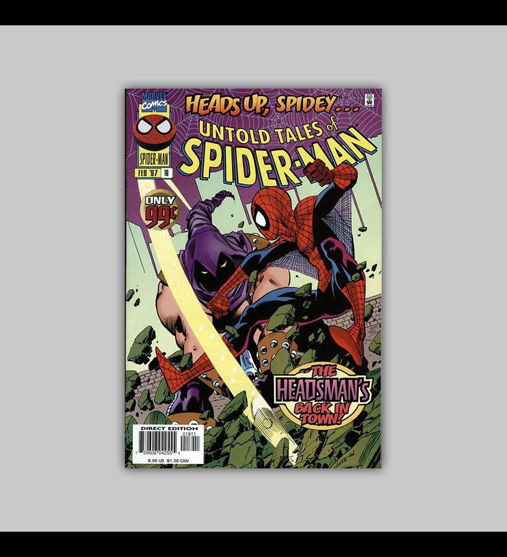 Untold Tales of Spider-Man 18 1997