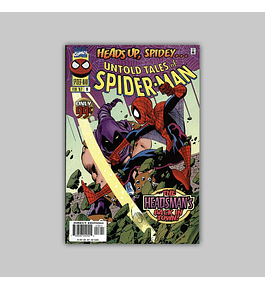 Untold Tales of Spider-Man 18 1997