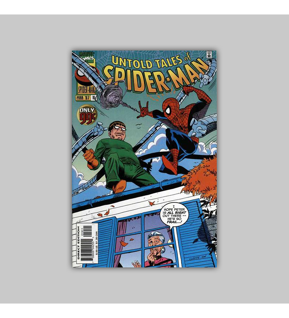Untold Tales of Spider-Man 19 1997