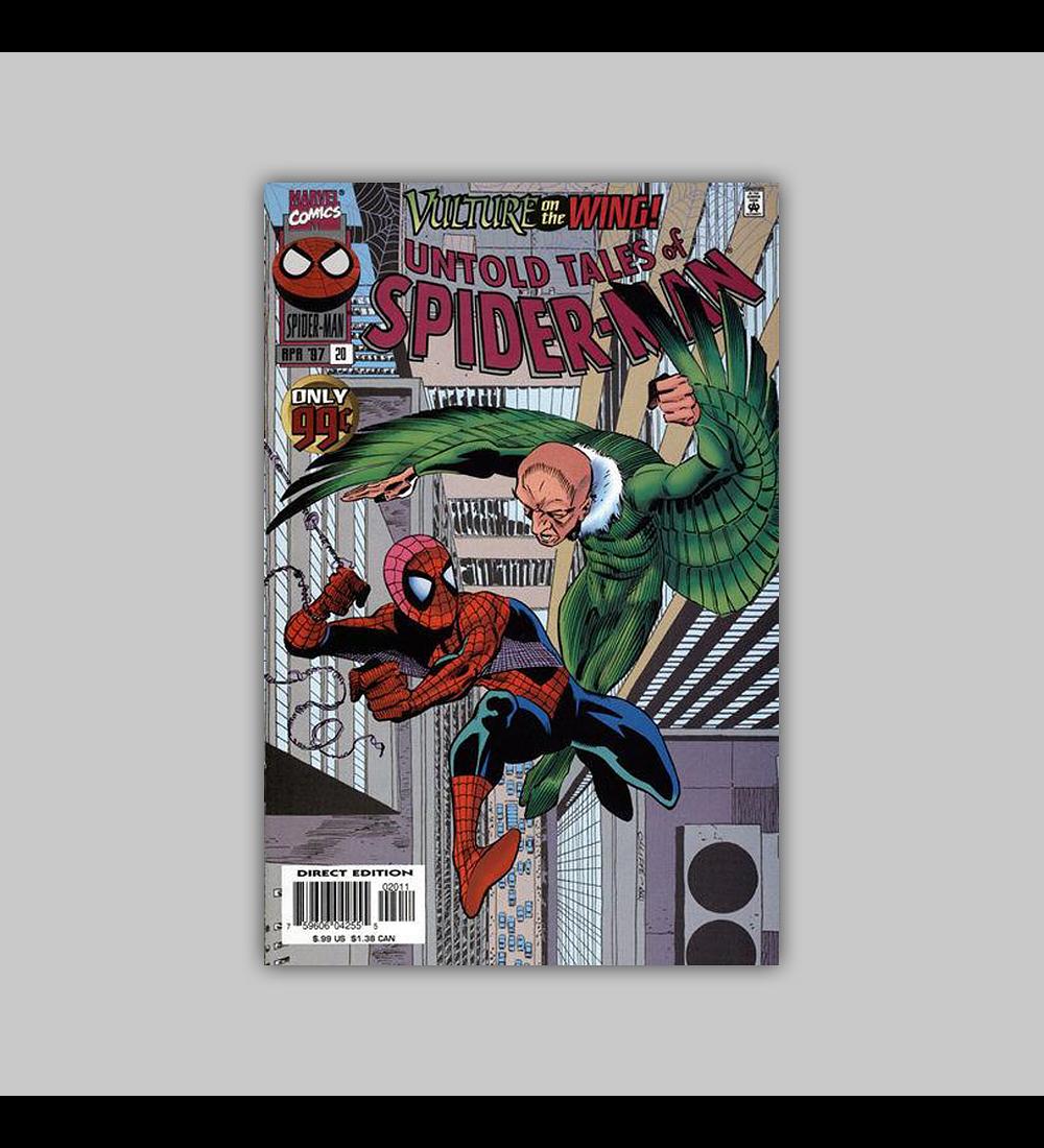 Untold Tales of Spider-Man 20 1997
