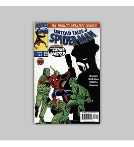 Untold Tales of Spider-Man 23 1997