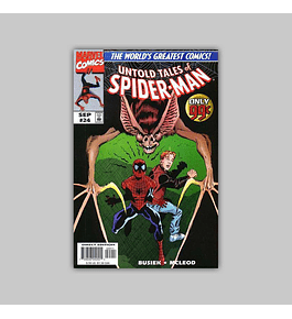Untold Tales of Spider-Man 24 1997