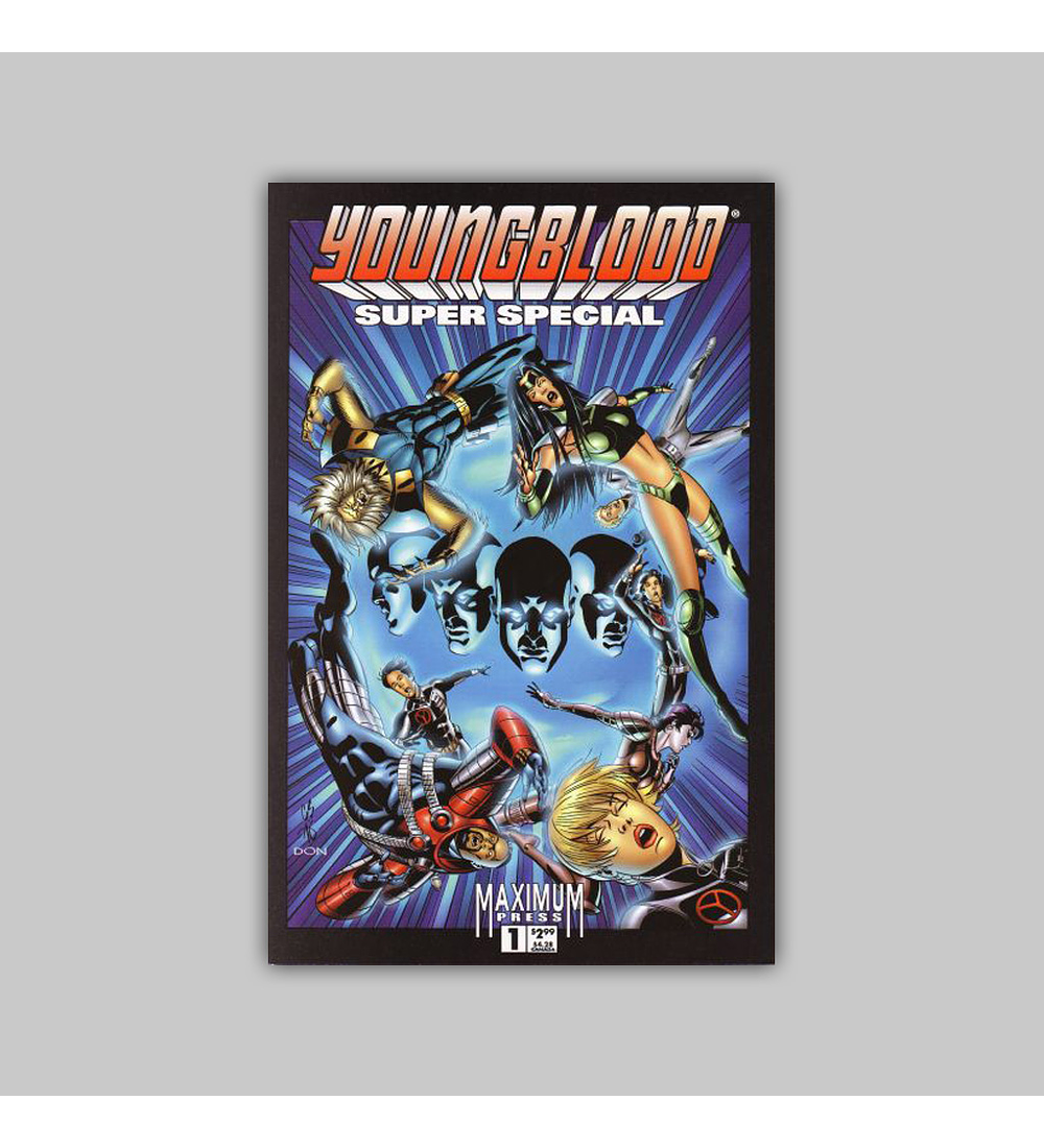 Youngblood Super Special 1 1997