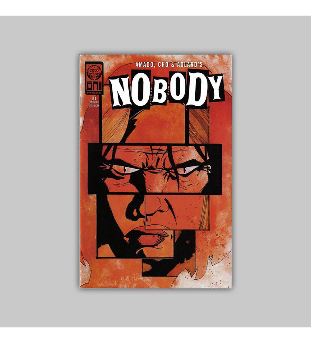 Nobody (complete limited series) 1998