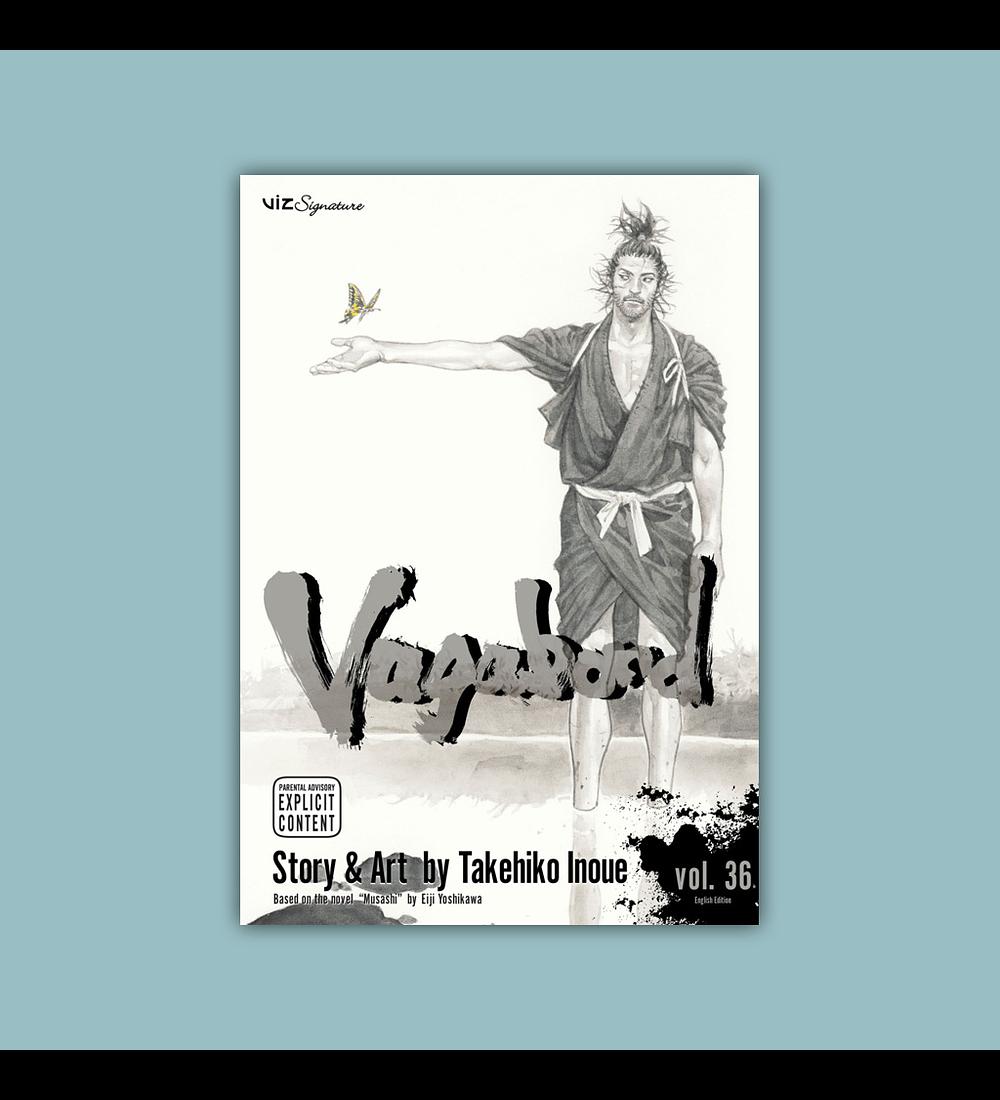 Vagabond Vol. 36 2014