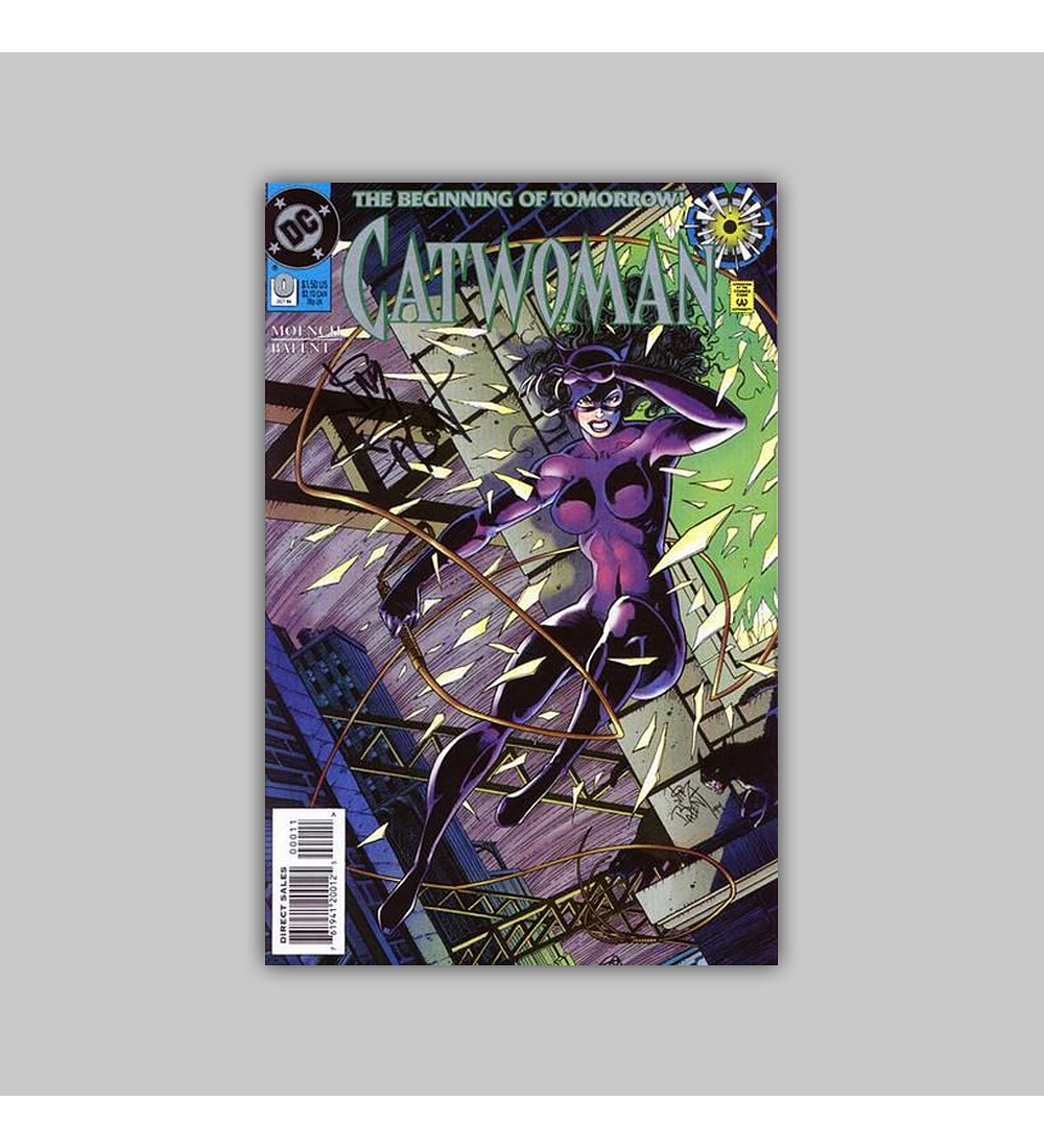 Catwoman 0 1994