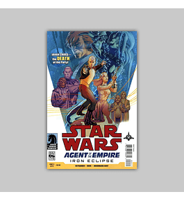 Star Wars: Agent of the Empire - Iron Eclipse 2 2012