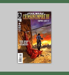 Star Wars: Crimson Empire III - Empire Lost 6 2012