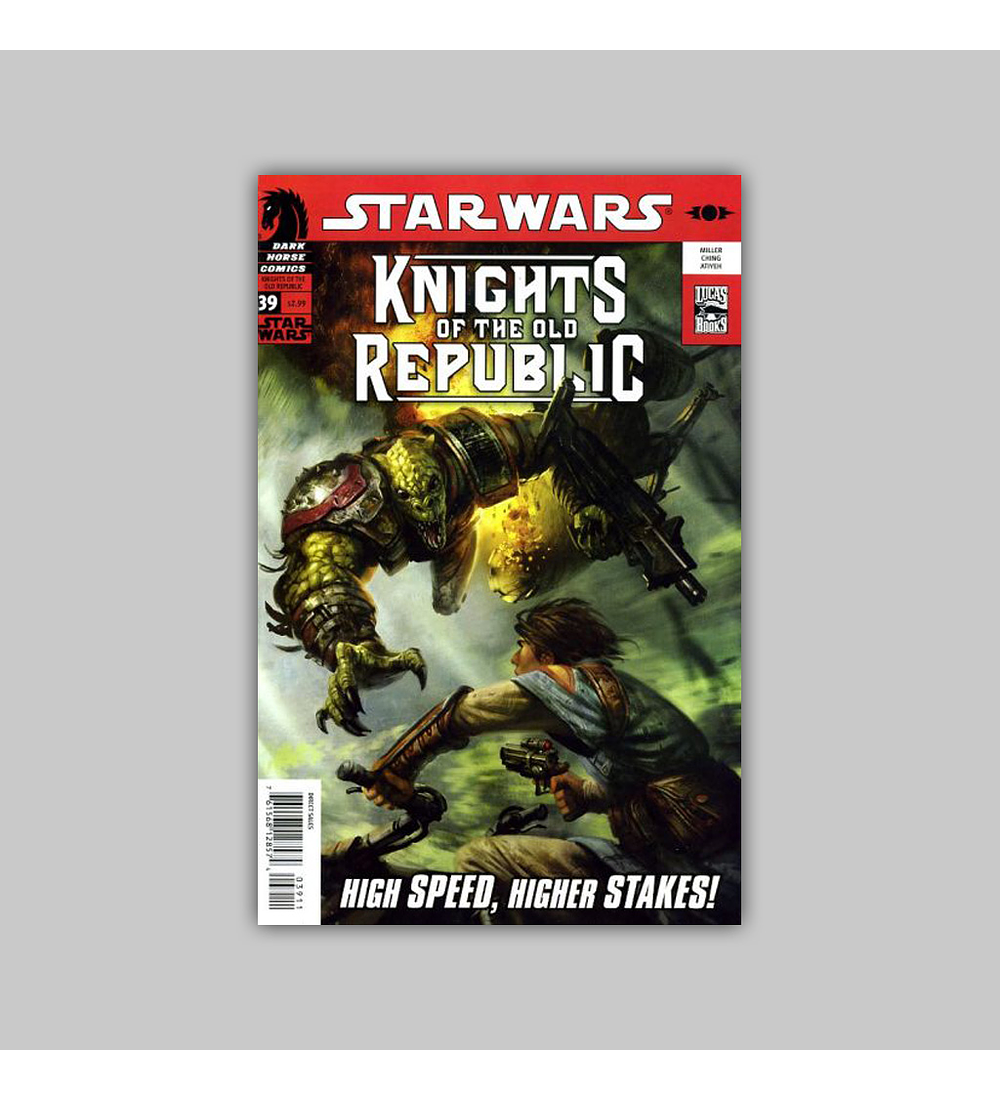 Star Wars: Knights of the Old Republic 39 2009