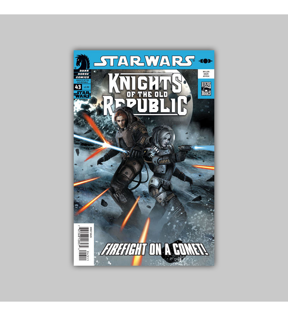 Star Wars: Knights of the Old Republic 43 2009