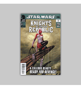 Star Wars: Knights of the Old Republic 45 2009
