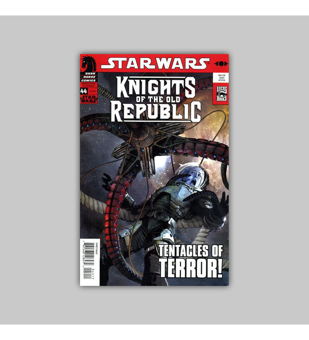 Star Wars: Knights of the Old Republic 44 2009