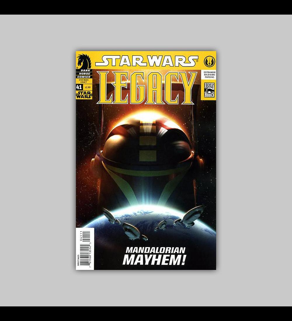Star Wars: Legacy 41 2009