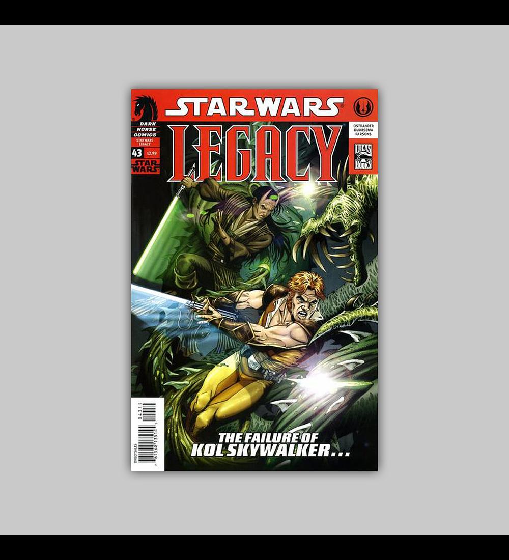 Star Wars: Legacy 43 2009