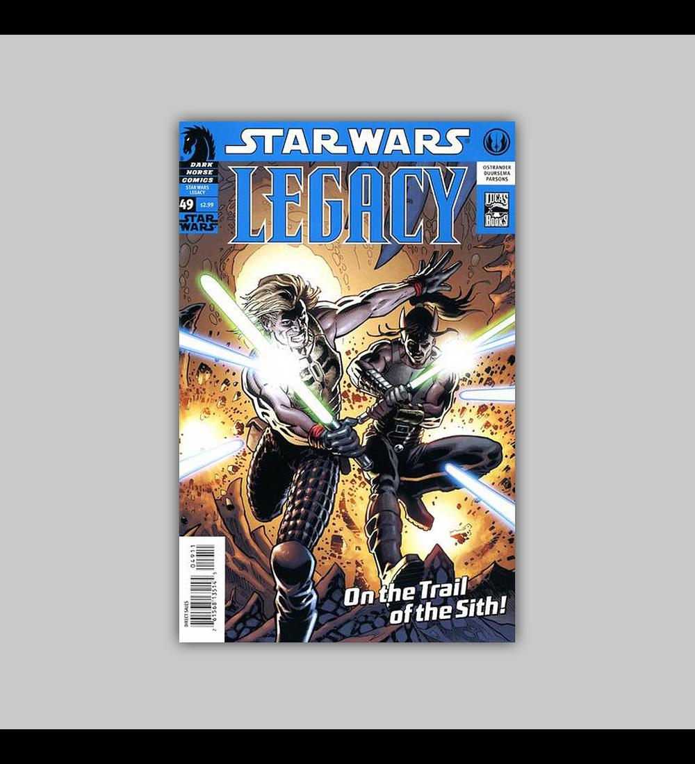 Star Wars: Legacy 49 2010