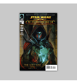 Star Wars: Old Republic - The Lost Suns 2 2011
