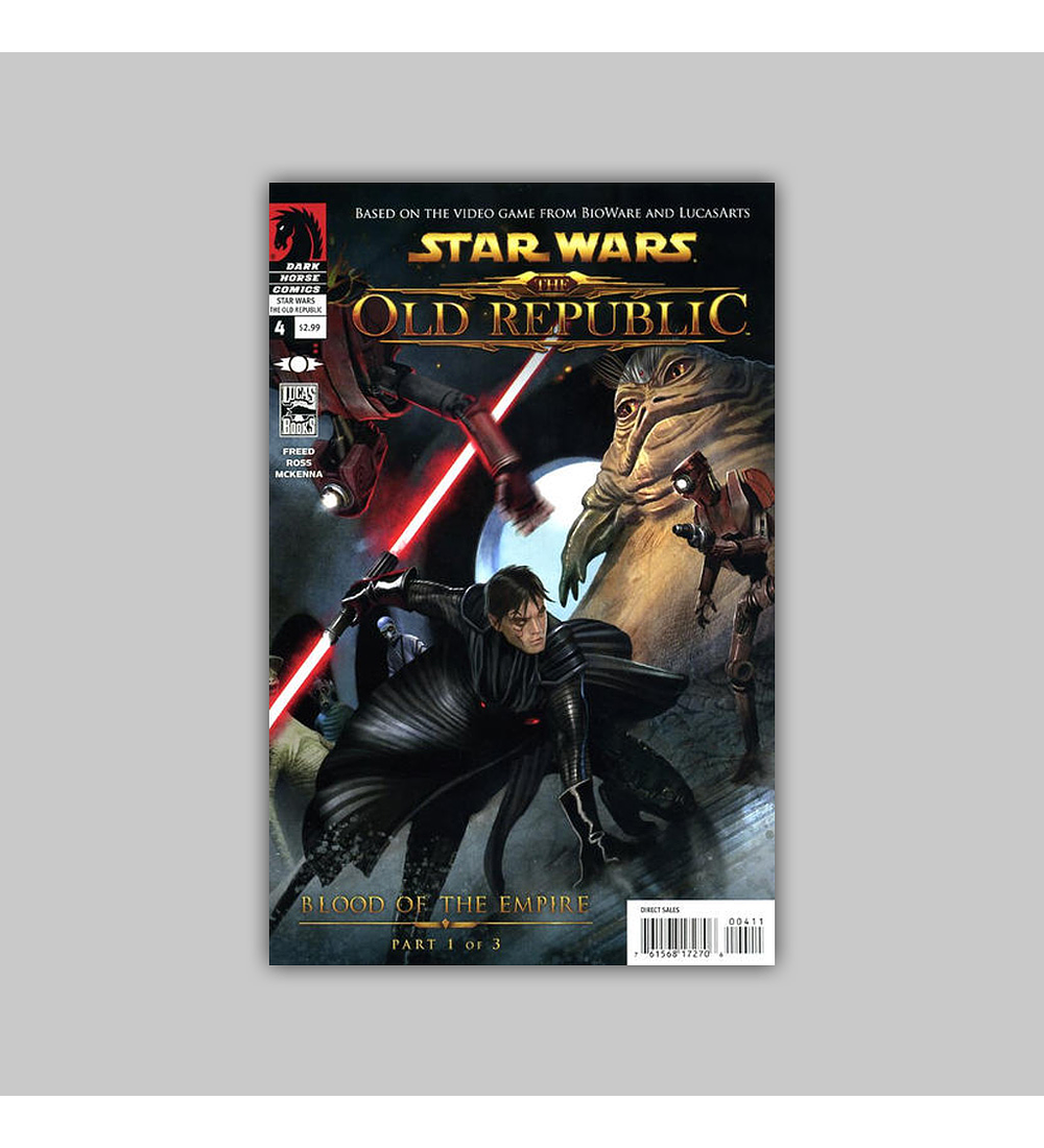 Star Wars: The Old Republic 4 2010