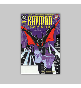 Batman Beyond Special Origin Issue 1999
